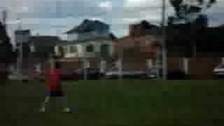 Golaço dos Zebras no Atlântida Rock Gol - 12/11/06
