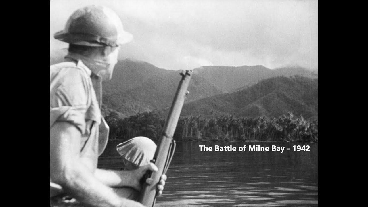The Battle of Milne Bay - The Unknown Turning Point of the Pacific War