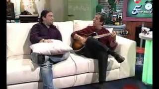 Borges e Rui Veloso cantam juntos / Luís Filipe Borges / 5 Para a Meia Noite