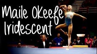 Maile OKeefe II Iridescent