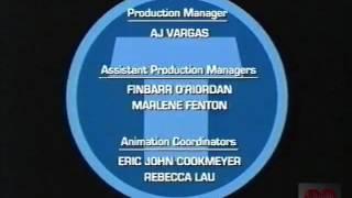 Teen Titans | Credits Roll | Cartoon Network | 2003 width=