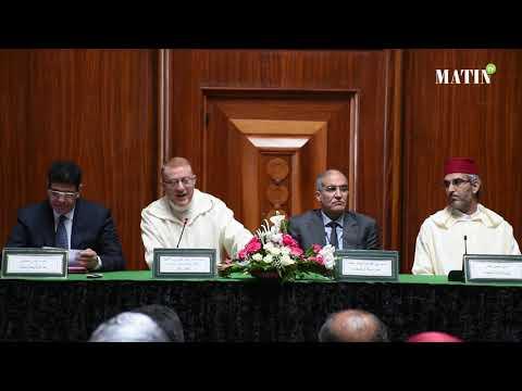 Video : Signature d'une convention cadre pour renforcer la sécurité routière à Casablanca