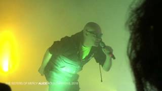The Sisters Of Mercy | Alice | Köln, March 8, 2016