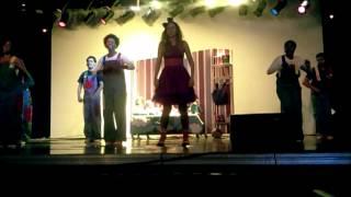 Sobe e desce - Ensaio geral - Ilana e a banda dos bichos