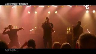 Alcaline, Les News du 2/03 - Le concert Alcaline IAM