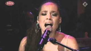 Alicia Keys   Diary live