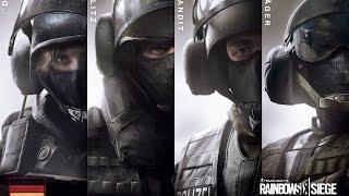 Rainbow Six Siege - Operator IQ - Introduction video