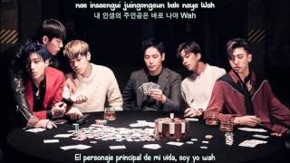 B.A.P - Kingdom (Korean Ver.) (Sub Español - Hangul - Roma) HD