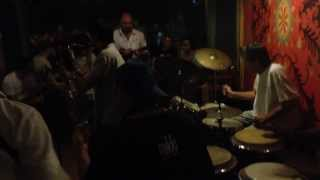 Chameleon cover @ North Gate Jazz Club in Chiang Mai, Thailand