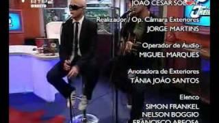 "Maria Amélia - ""Caguei P'ra Ti"" / Nilton / 5 Para a Meia Noite"