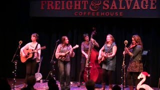 I Got A Letter From Down The Road - Della Mae Live at the Freight & Salvage