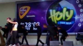 Teatro Vencedor Holyfest 2014 - Show de talentos