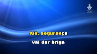♫ Karaoke ALÔ SEGURANÇA - Banda Passarela