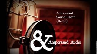 Crumpling Paper [edited] (Ampersand Audio Sound Effect Demo)