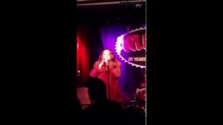 Janis Joplin - Bobby McGee cover Live at Famous Arlene's Grocery New York City East Village