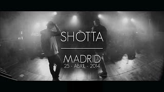 SHOTTA - CONCIERTO MADRID [25-04-2014]