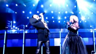 Monica,your everything to me( live! Featuring Denice Williams singing Silly