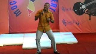 Valdomiro Jose Ta se mal Moçambique em Concerto BAba lIght