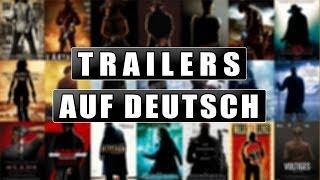 Trailers Auf Deutsch - Kino Mashup