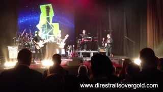Dire Straits Over Gold - Promo Live