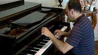 natal da esperança 2014/ musica linda romântica natalina/ piano solo instrumental infantil