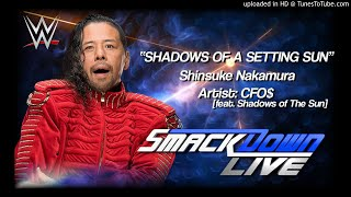 "Shinsuke Nakamura 2018 - ""Shadows of a Setting Sun"" WWE Entrance Theme"