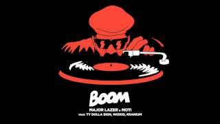 BOOM - MAJOR LAZER & MOTi FT TY DOLLA $IGN WIZKID & KRANIUM (UNIIQU3 RMX)