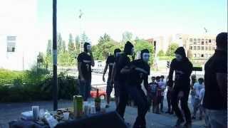 Les Anonymous se déchaînent