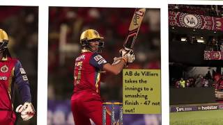 Play Bold moments: RCBvKXIP