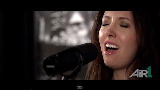 "Air1 - Francesca Battistelli ""He Knows My Name"" LIVE"