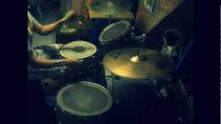 Mariposa by: Sugarfree (Jon drum cover)