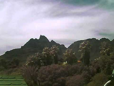 Timelapse Video – Table Mountain – 03/02/2011