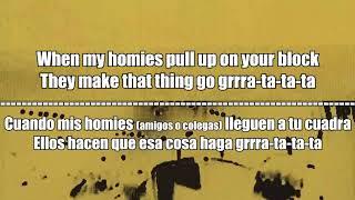 Post Malone - rockstar ft. 21 Savage | Lyrics + Subtitulada al español + Video