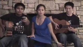 Careless Whisper - Zandi & Justin ft. Mu (Wham! cover)
