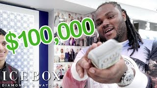 Tee Grizzley Brings Another $100,000 In Cash!