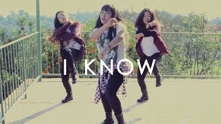 "V3 Dance | Irene Park - ""I Know"" LeCrae"