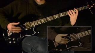 Albert King - Born Under a Bad Sign (HD Bass Cover, Multi-Angle) Fractal Audio AXE-FX II