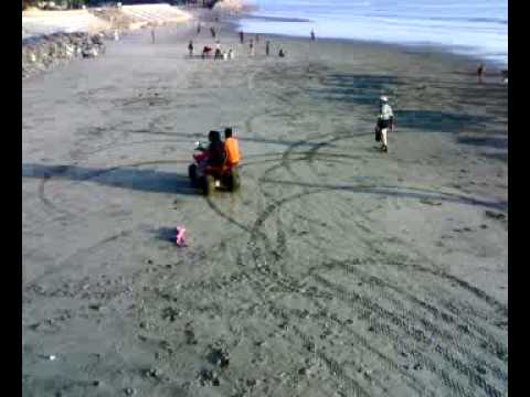 Cox's Bazar Sea Beach (clip 2)