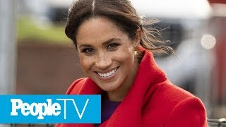 Meghan Markle's Friends Give An Inside Look At Her Royal Life | PeopleTV