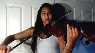 One Direction No Control VIOLIN Cover