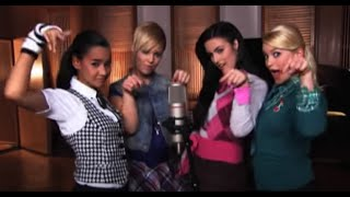 The Chipettes feat. Queensberry - The Song (Official Video)
