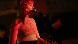 Haley Bonar - Then He Kissed Me (Live at the Moth Club, London)
