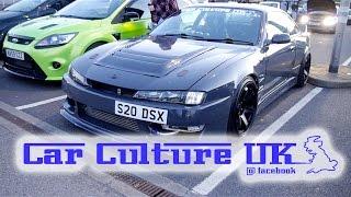 Car Culture UK mini-meet - 2nd April 2017