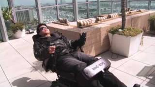 Standing Power Chair
