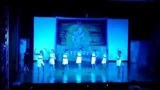 Samoan Dance - Milner Hall Concert 2013