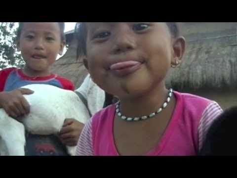 Smiling Children in Nepal