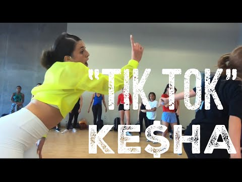 Tik Tok Kesha Choreography by Derek Mitchell