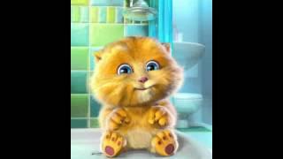 Talking Ginger o som dos animais