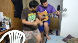Gusttavo Lima cover by kong koy