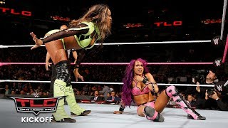 720pHD WWE Raw 10/16/17: Sasha Banks vs Alicia Fox width=